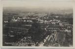VERKAUFT !!!   AK Foto Freinsheim / Pfalz Flugzeugaufnahme Luftbild Altstadt mit Obstwald 2 1930