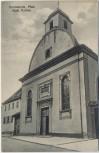 AK Freinsheim / Pfalz Katholische Kirche 1927 RAR