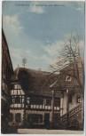 AK Freinsheim / Pfalz Marktplatz und Stadthaus 1920