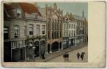 AK Nijmegen Lange Burchtstraat Gelderland Niederlande 1910