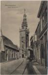 AK Monnickendam Oude Speeltoren Nordholland Niederlande 1910