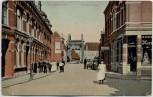 AK Dordrecht Noordendijk viele Menschen Südholland Niederlande 1907 RAR