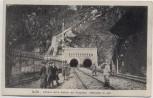 AK Iselle di Trasquera Simplontunnel Simplonpass Piemont Italien 1910 RAR