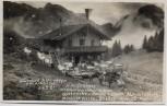 AK Foto Bärenbad Alpe am Achensee bei Pertisau EbenTirol Österreich 1927