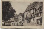 AK Wissembourg Quai Anselmann Bas-Rhin Elsass Frankreich 1926