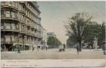 AK Hamburg Hohenfelde Lübeckerstraße 1911 RAR