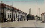 AK Obrenovac Обреновац Obrenowatz Ortsansicht mit Kirche 1930 RAR