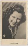 AK Foto Mitzy Debray Schauspielerin 1950
