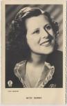 AK Foto Mitzy Debray Schauspielerin 2 1950
