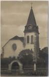 AK Foto Gmünd Evangelische Kirche Niederösterreich Österreich 1920 RAR