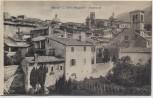 AK Assisi S. Maria Maggiore Panorama Umbrien Italien 1910