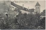 AK Kőszeg var Burg Jurisics Ungarn 1914