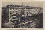 AK Wien Grand Hotel mit Straßenbahn Österreich 1920
