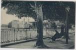 AK Enghien-les-Bains Vue Artistique Blick auf Casino Val-d'Oise Frankreich 1909