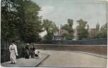 AK Charlton Charlton Road mit Frauen London Großbritannien 1910 RAR