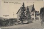 AK Schlagl bei Gloggnitz Hotel Westermayer Niederösterreich Österreich 1908