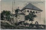 AK București Bukarest Expositiunea Generala Romana Cula Boereasca Rumänien 1906