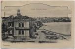 AK Constanța Palatul Printului Sturza Dobrudscha Rumänien 1900