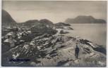 AK Foto Spitzbergen Ortsansicht Norwegen Norge 1944 RAR