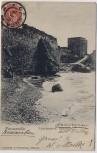 AK Bilhorod-Dnistrowskyj Білгород- Дністровський Akkerman Alte Festung Bessarabien Ukraine 1907 RAR