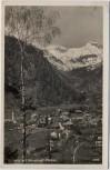AK Foto Mallnitz mit Geiselkopf Kärnten Österreich 1941