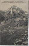 AK Vernagthütte Ötztal Sektion Würzburg Sölden Tirol Österreich 1913