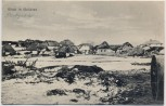 AK Płotycza Blick auf Ort Galizien Ukraine 1915