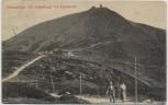 AK Schneekoppe vom Koppenplan Riesengebirge bei Pec pod Sněžkou Petzer Schlesien Tschechien 1914