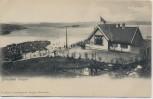 AK Bergen Blick vom Floistuen Norwegen 1910