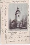 AK Gefle Gävle Stora Kyrkan Blick auf Kirche Gästrikland Schweden 1902