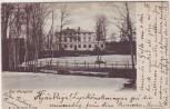 AK Västervik Åby herrgård Herrenhaus Småland Schweden 1903