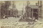 AK Ludvika Straßenansicht Dalarna Schweden 1903