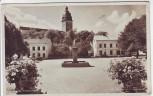 AK Foto Strängnäs Torgbrunnen Södermanland Schweden 1940