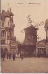 AK Paris Le Moulin Rouge viele Menschen Frankreich 1910