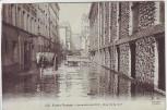 AK Paris Venise Inondations Rue de la Clef Frankreich 1910