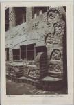 AK Bremen Brunnen mit den sieben Faulen in der Böttcherstraße 1935