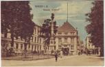 AK Minden in Westfalen Grosser Domhof  1911