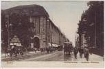 AK Berlin Mitte Leipziger Straße Kaufhaus Wertheim Pferdekutsche Menschen 1906
