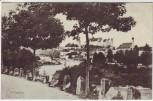 AK Füssen Ortsansicht mit Burg und Kirche Inflation 1923