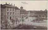 AK Bayreuth Schlossplatz 1908