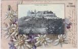 AK Passepartout Gruss aus Coburg Veste von Osten 1901