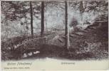 AK Halver in Westfalen Hälversprung 1909