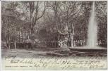 AK Essen Konzert im Stadtgarten viele Menschen 1903