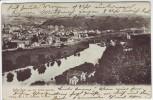 AK Werden an der Ruhr Blick von der Platte bei Essen 1903