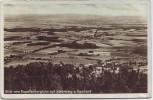AK Foto Schönberg Blick vom Kapellenbergturm bei Bad Brambach Egerland Vogtland 1940