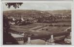 AK Foto Neckarelz Ortsansicht mit Brücke bei Mosbach 1930