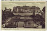 AK Burgstädt in Sachsen Hans Schlemm-Schule 1942