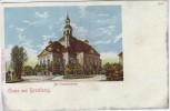 AK Gruss aus Hirschberg im Riesengebirge Jelenia Góra Gnadenkirche Schlesien Polen 1900