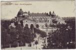 AK Dresden Städt. Ausstellungspalast 1913