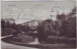 AK Magdeburg Luisengarten 1912